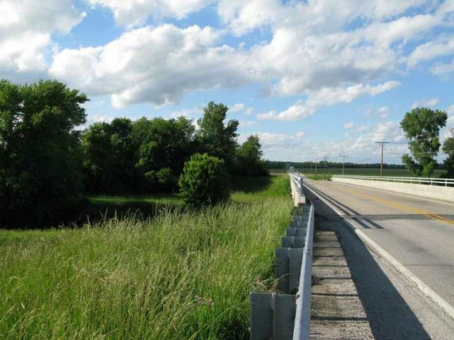 Cahokia Canal Photo:       For The Telegraph
