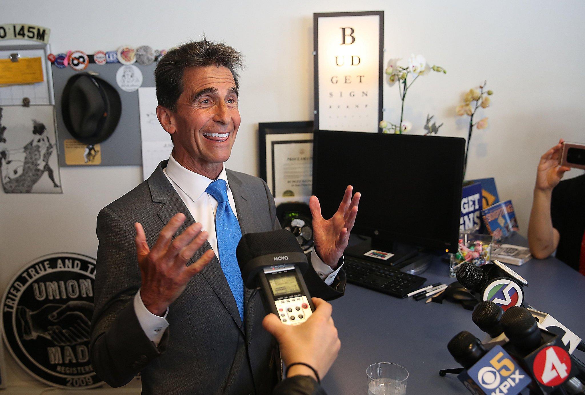 SF mayor's race: Leno a hair ahead of Breed as ranked ...