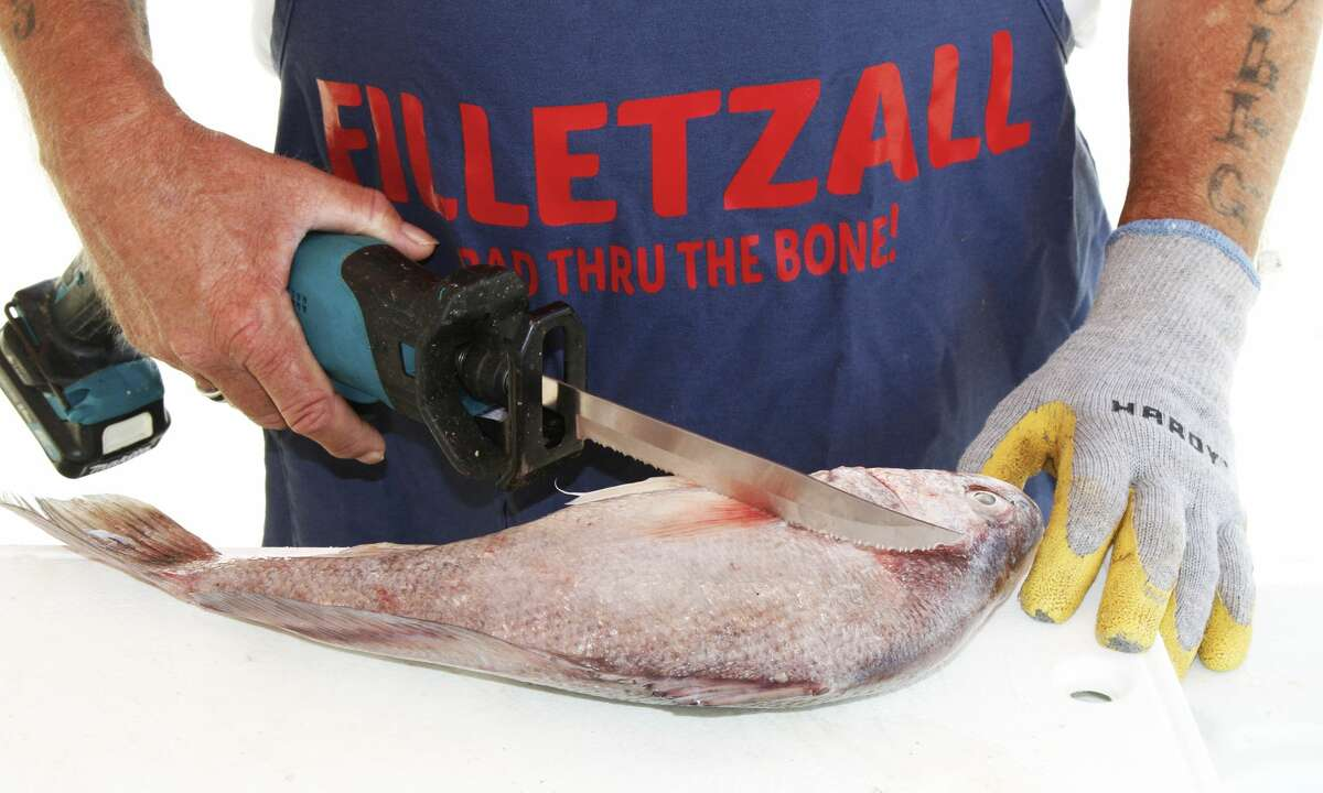 Designed to fit hand-held reciprocating saws, Filletzall blades developed by Houston-area charterboat captain Paul Bates give anglers frustrated with limitations of regular electric fillet knives a supercharged option for cleaning their catch.