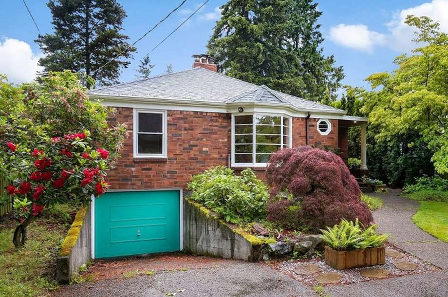 1808 N 143rd St listed for $549,500. See the full listing below. Photo: Listing Provided Courtesy Of Redfin Corp.