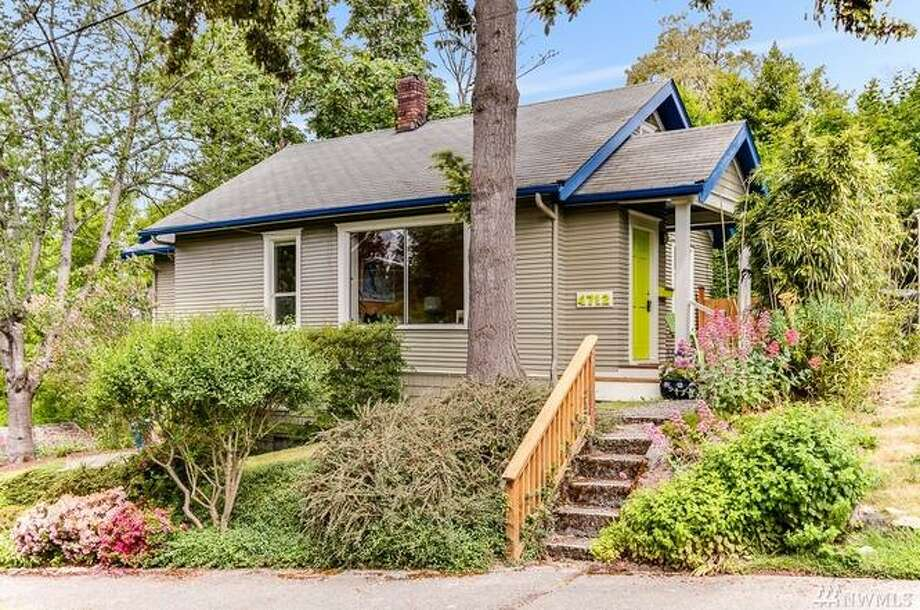 4712 S Angeline St listed for $699,000. See full listing below. Photo: Listing Provided Courtesy Of Windermere R E Mount Baker