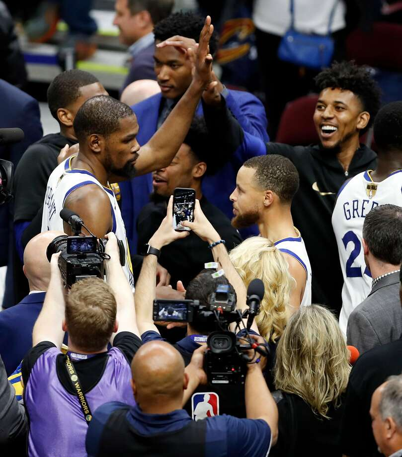 c8af3af7bf7 Kevin Durant had an amazing piece of advice for Nick Young during ...