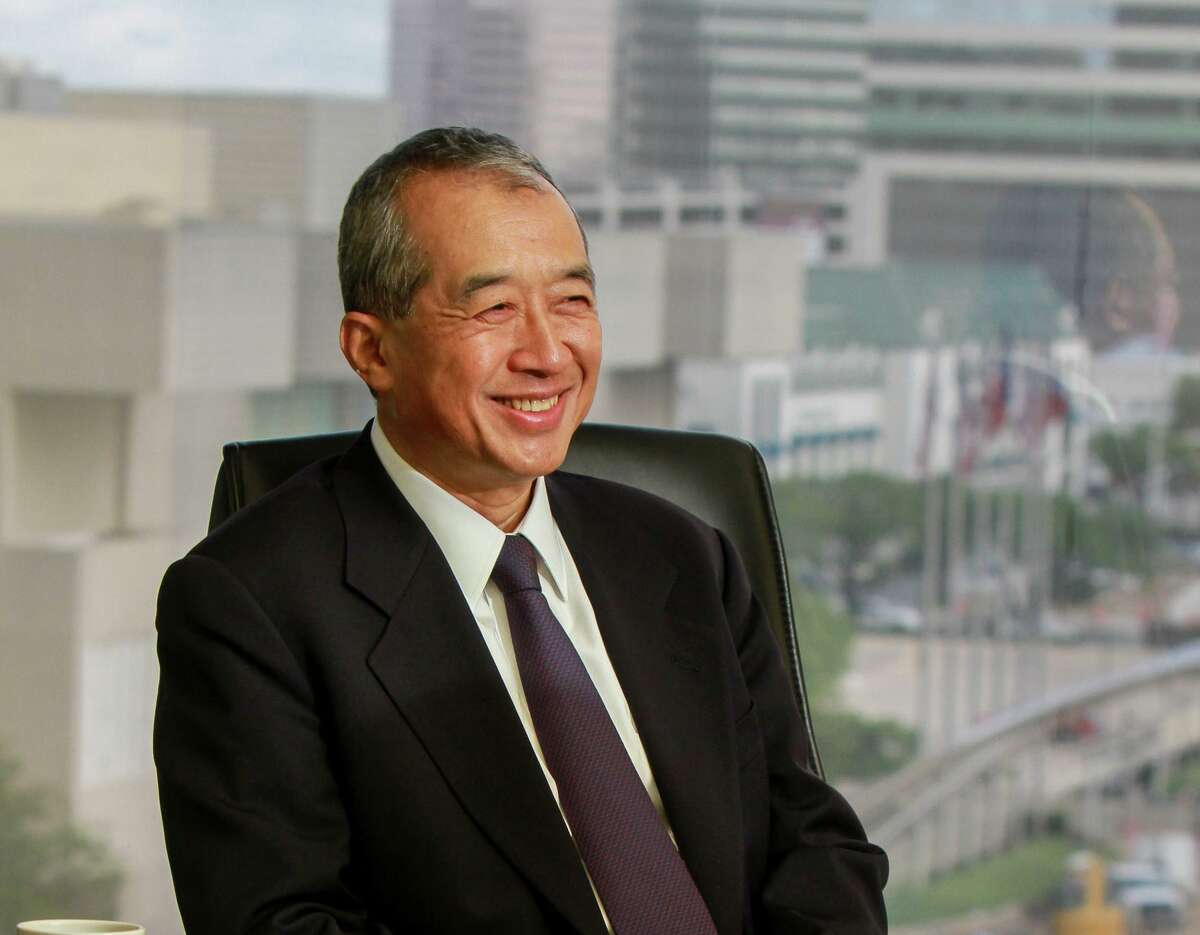 Albert Chao, CEO of Westlake Chemical.