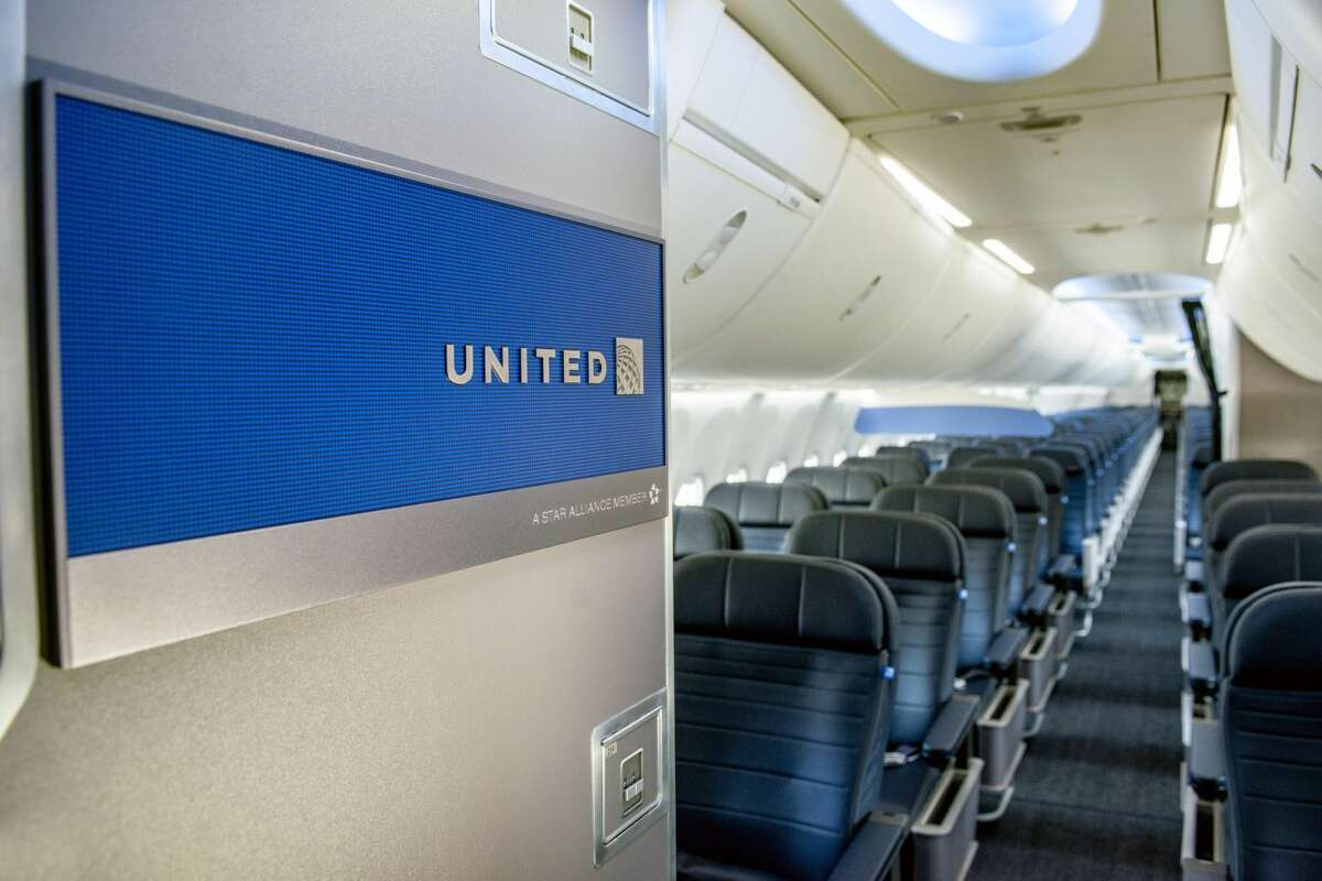 United Airlines began flying the Boeing 737 Max 9 aircraft on Thursday morning, with its inaugural flight departing Bush Intercontinental Airport.