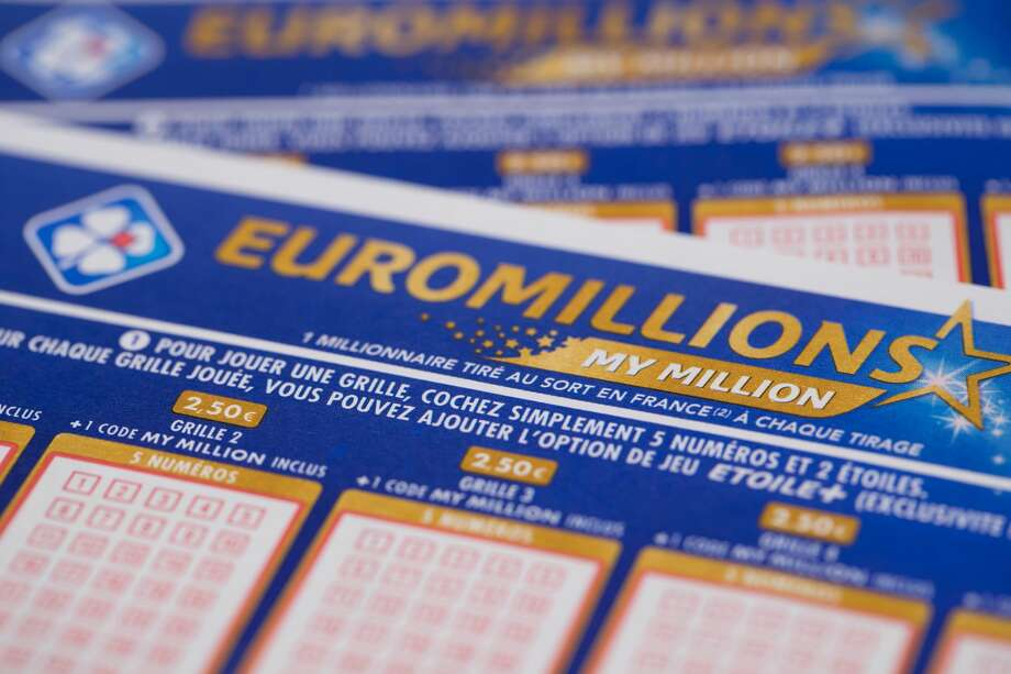 A man won the Euromillions lottery games twice in 18 months. Photo: JOEL SAGET/AFP/Getty Images