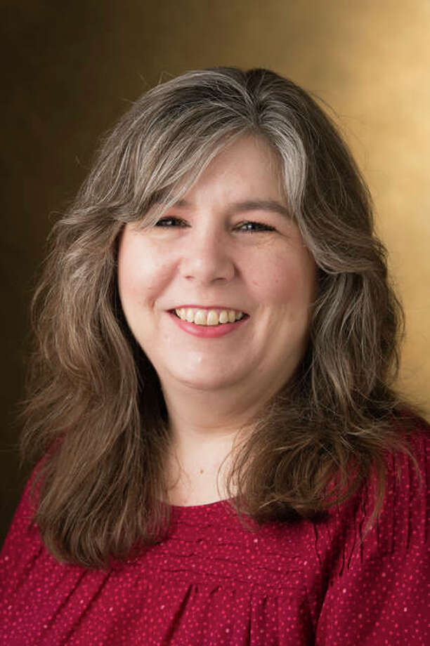 SIUE's new Sustainability Action Group (SAG) steering committee, chaired by Connie Frey Spurlock, PhD, associate professor in the Department of Sociology. Photo:       For The Telegraph