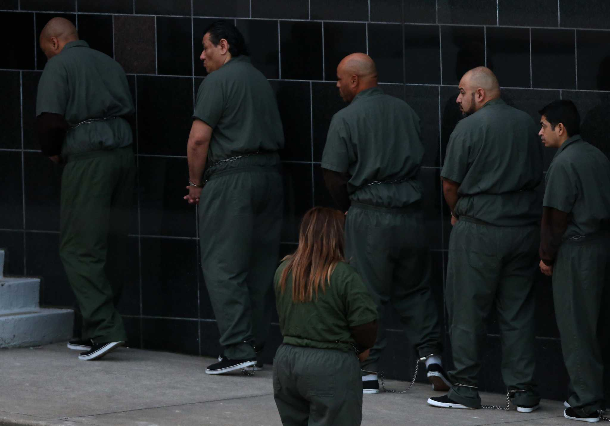Courts' Sentencing of Hispanic Defendants Differs by Destination, Citizenship, Year