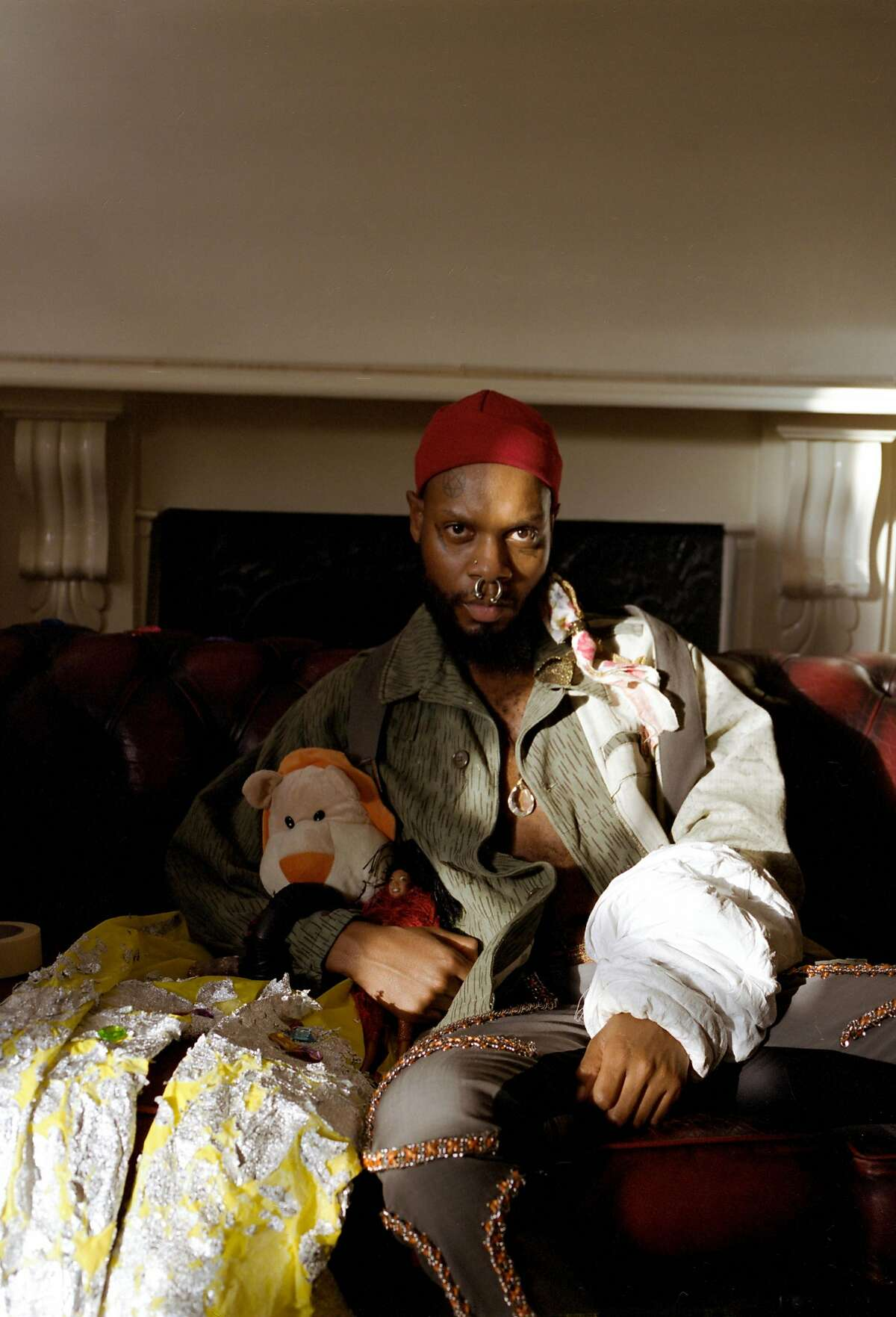 serpentwithfeet will perform at the Swedish American Hall