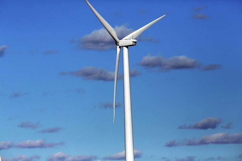 Avangrid,  the U.S. subsidiary of the Spanish power utility Iberdrola, announced it began operating a new 307 megawatt wind farm near Corpus Christi at the end of the year that will supply power to municipally owned Austin Energy and the sporting apparel company Nike. Photo: Spencer Platt, Staff / Getty Images / 2016 Getty Images
