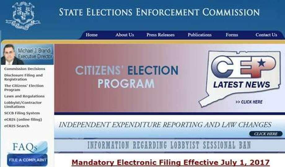Regulators call on governor to save Citizens Election Program Photo: SEEC Homepage