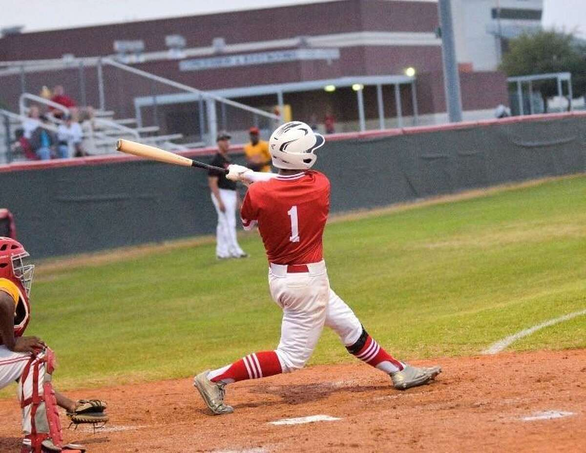 Camron McMahan was a first team All-District outfielder in 2017 and a first team All-District designated hitter in 2018