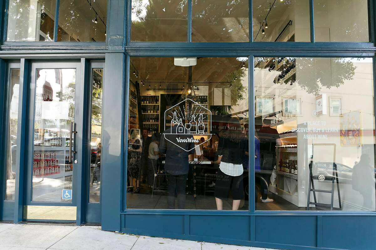 Verve Wine, the shop from master sommelier Dustin Wilson, is now open in Pacific Heights.