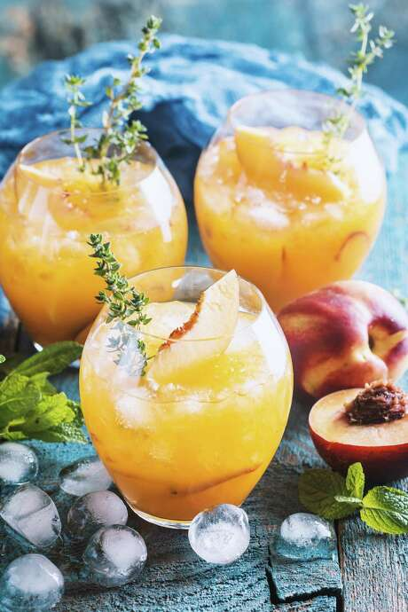 """Orchard Old-Fashioned from """"Forager's Cocktails"""" by Amy Zavatto Photo: Roxiller, Contributor / Getty Images/iStockphoto / This content is subject to copyright."""