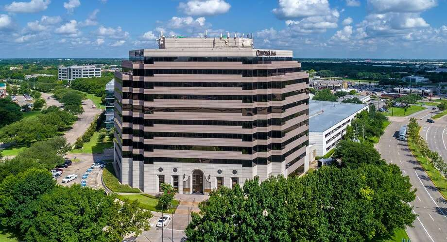 One Sugar Creek, a 193,988-square-foot building at 1 Sugar Creek Center Boulevard in Sugar Land owned by Equus Capital Partners, is now 90 percent leased, according to Transwestern. Photo: Transwestern