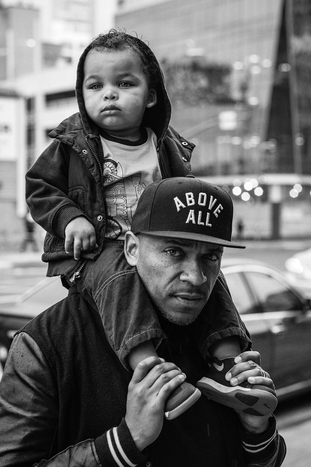 Over the past several months on his Instagram page @ruffdraft, Brandon Ruffin has featured a series of powerful and personal portraits of the African American community in Oakland.