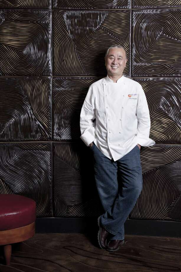 Chef Nobu Matsuhisa is one of the owners of Nobu, the world-renowned Japanese restaurant that opened in Houston at the Galleria. Photo: Danielle Liu / Danielle Liu / ?? Danielle Liu www.Daniellexpo.com