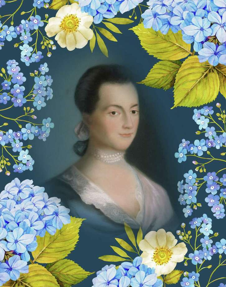 A portrait of former first lady Abigail Adams. The Norwalk Historical Society will host a summer tea party with an Abigail Adams re-enactor on July 15 at the Townhouse at Mill Hill Historic Park. Photo: Contributed Photo