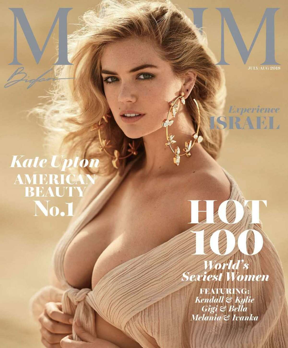 Kate Upton will be featured on the cover of Maxim's upcoming issue.  Seepictures that prove that Kate Upton and Justin Verlander are the ultimate couple.