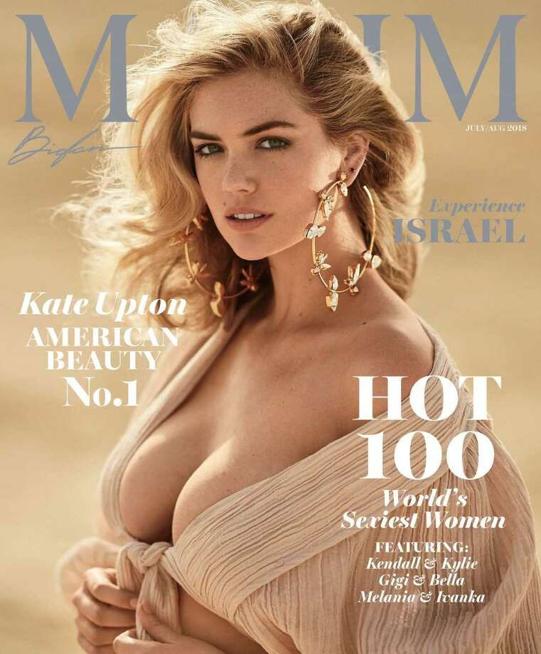 Kate Upton will be featured on the cover of Maxim's upcoming issue.   See pictures that prove that Kate Upton and Justin Verlander are the ultimate couple. Photo: Gilles Bensimon
