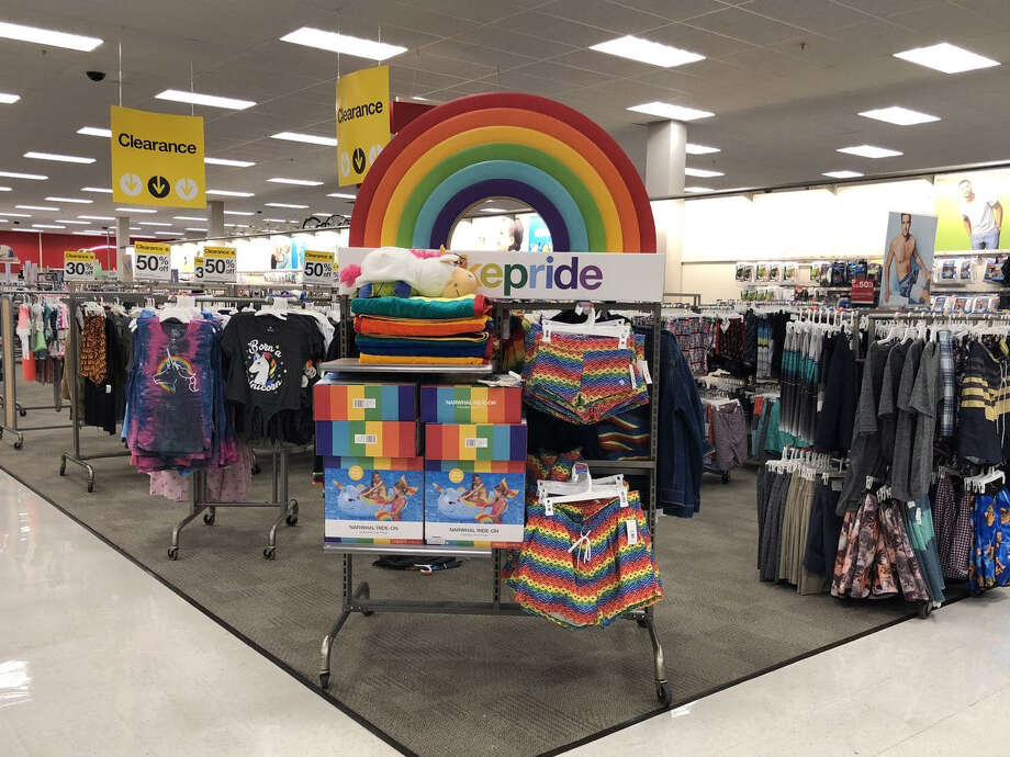 1991c7a393e A Pride clothing display at a Target in suburban Maryland. Photo   Washington Post Photo