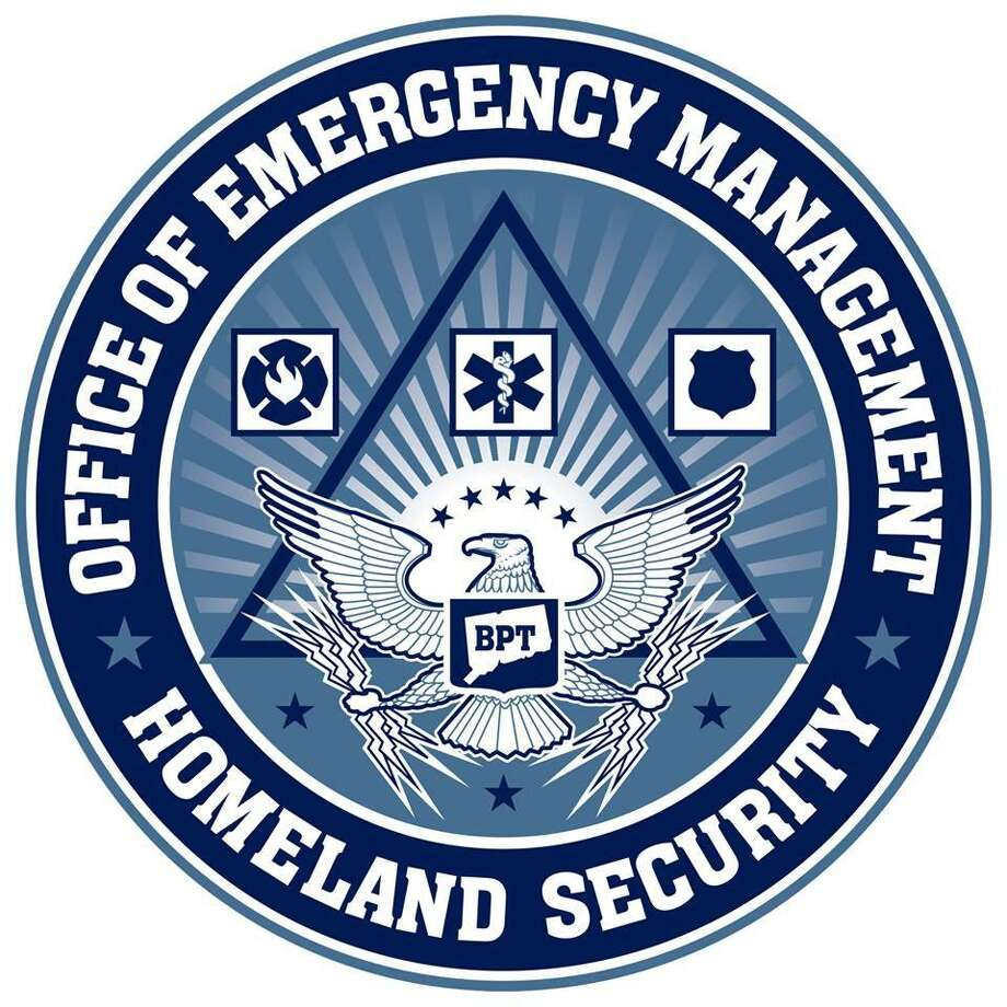 FILE PHOTO — Bridgeport EOC logo. Photo: Contributed Photo / City Of Bridgeport