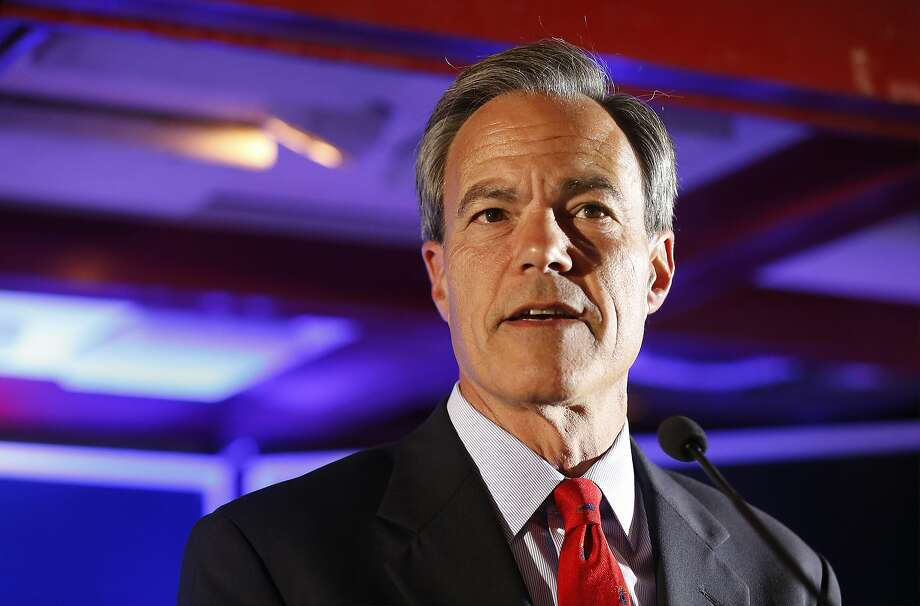 On Thursday, Speaker of the Texas House Joe Straus rebuked false comments made by Donald Trump over Hurricane Harvey.