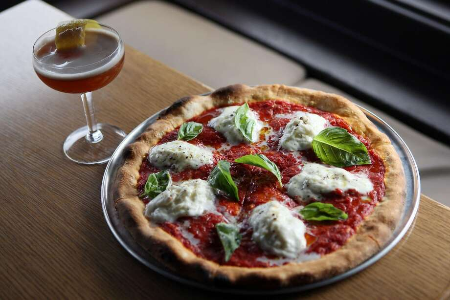 """Beretta (Mission, 1199 Valencia St.): The Southern Italian menu features well-crafted pizza and artisan cocktails, and is """"nice, but not so nice that it's tough to get a seat."""" Photo: Laura Morton / Special To The Chronicle"""