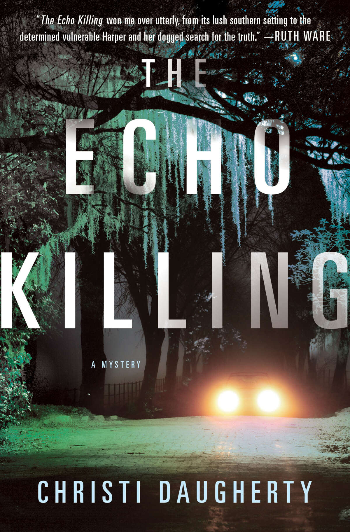 The thriller explores the two sides of Savannah, Ga.