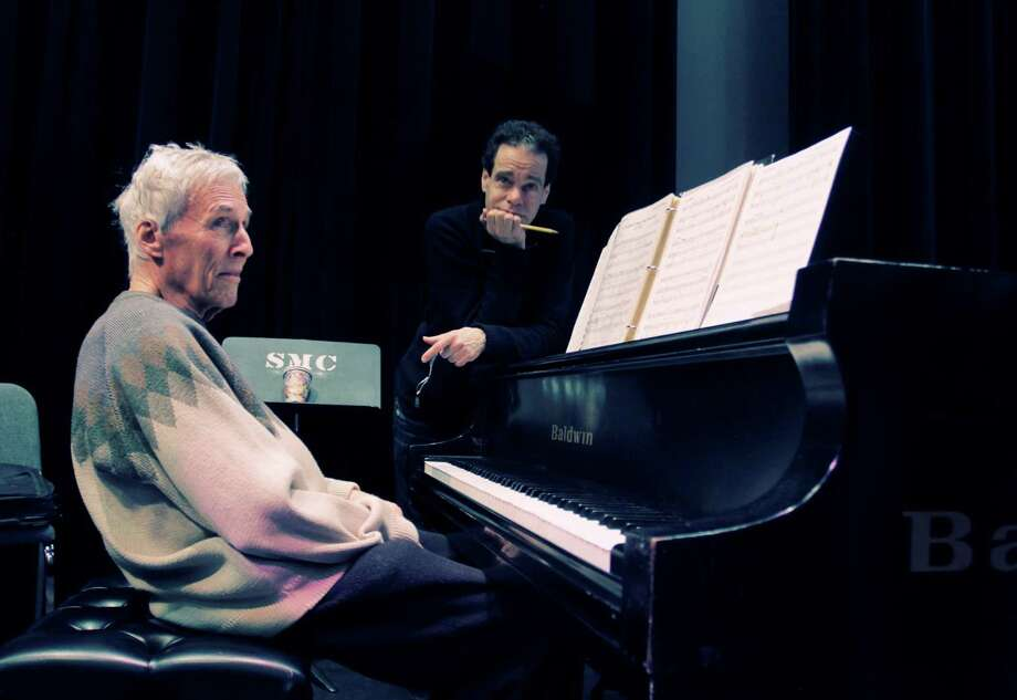"Composer Burt Bacharach teamed with Steven Sater on ""Some Lovers."""