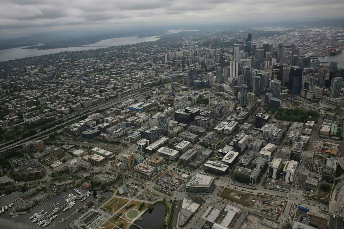 It's expensive to rent here -- and, apparently, everywhere in Washington. Click through to see the minimum wage required for housing in metros around the state according to a study released in 2018 by the National Low Income Housing Coalition