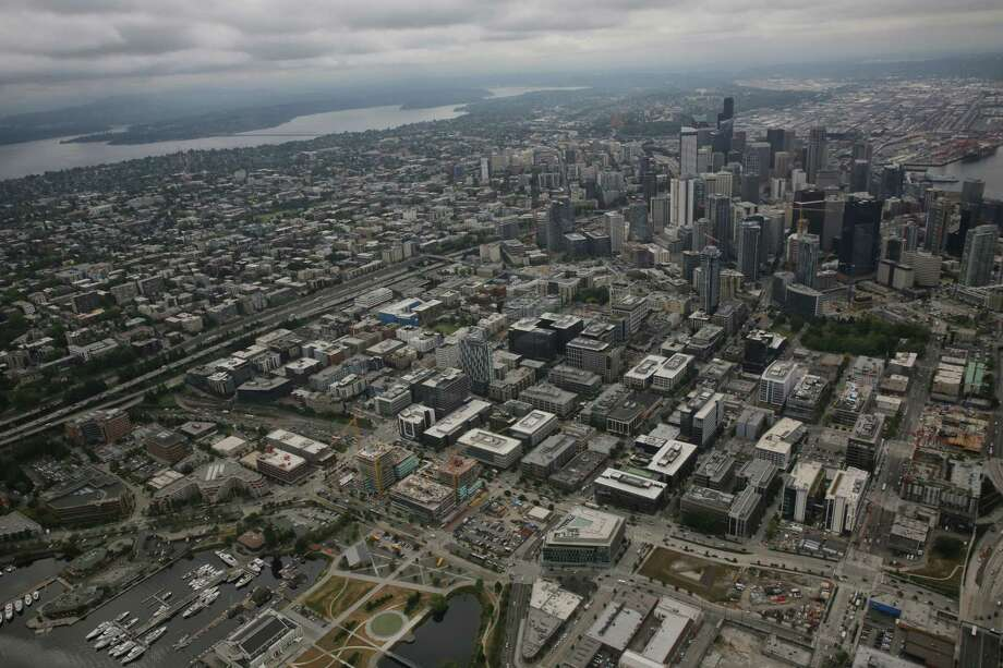 It's expensive to rent here -- and, apparently, everywhere in Washington. Click through to see the minimum wage required for housing in metros around the state according to a study released in 2018 by the National Low Income Housing Coalition Photo: GENNA MARTIN, SEATTLEPI.COM / SEATTLEPI.COM
