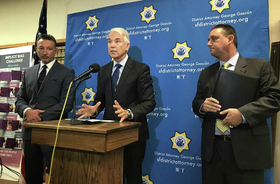 Da Gascon Says Pimping Bust Highlights Sfs Human Trafficking Problem