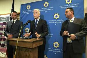 San Francisco District Attorney George Gascón on Thursday announced the arrest of a 19-year-old human trafficking suspect.