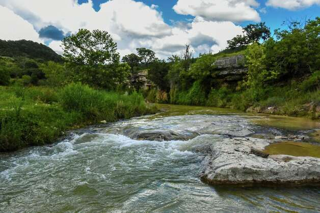 The Northrup Pipe Creek Ranch is on the market for $49.95 million. The ranch is 25 miles northwest of San Antonio. It comes with three different houses on nearly 5,000 acres of property. Photo: Icon Global Group
