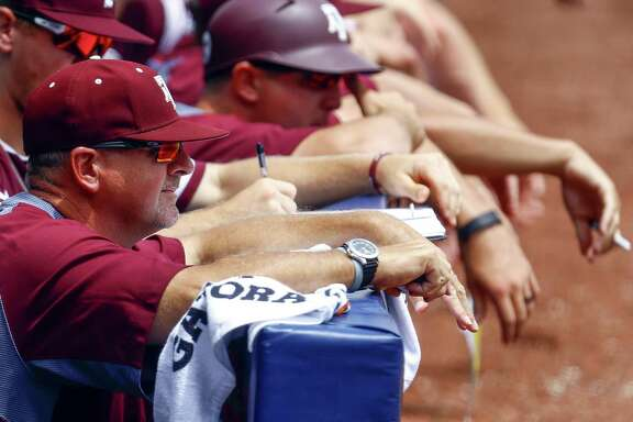 Texas A&M coach Rob Childress has led the Aggies to a school record 12 consecutive NCAA Tournament appearances.