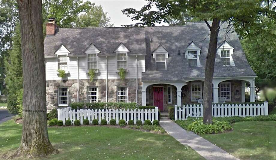 Former attorney and Newtown resident Thomas Murtha purchased a home in Michigan with money he stole from a Newtown resident looking to invest in local properties. Photo: Google Street View / The News-Times / The News-Times Contributed
