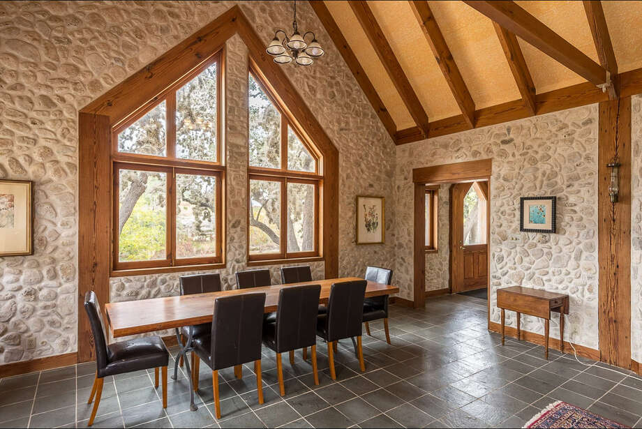 The Northrup Pipe Creek Ranch is on the market for $49.95 million. The ranch is 25 miles northwest of San Antonio. It comes with three different houses on nearly 5,000 acres of property.