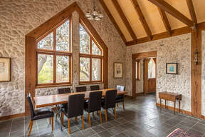 The Northrup Pipe Creek Ranch is on the market for $49.95 million. The ranch is 25 miles northwest of San Antonio . It comes with three different houses on nearly 5,000 acres of property.