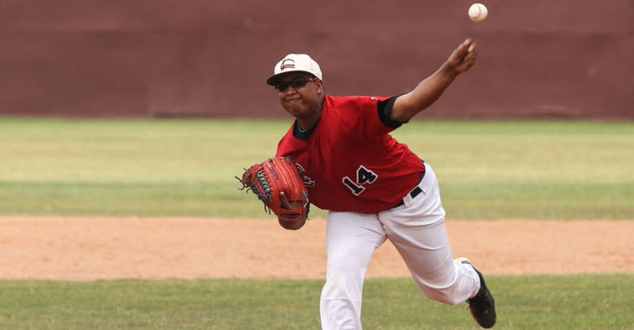 Langham Creek's Aaron Fletcher was drafted by the Washington Nationals in the 14th round of the 2018 MLB Draft. Photo: Michael Minasi / Internal