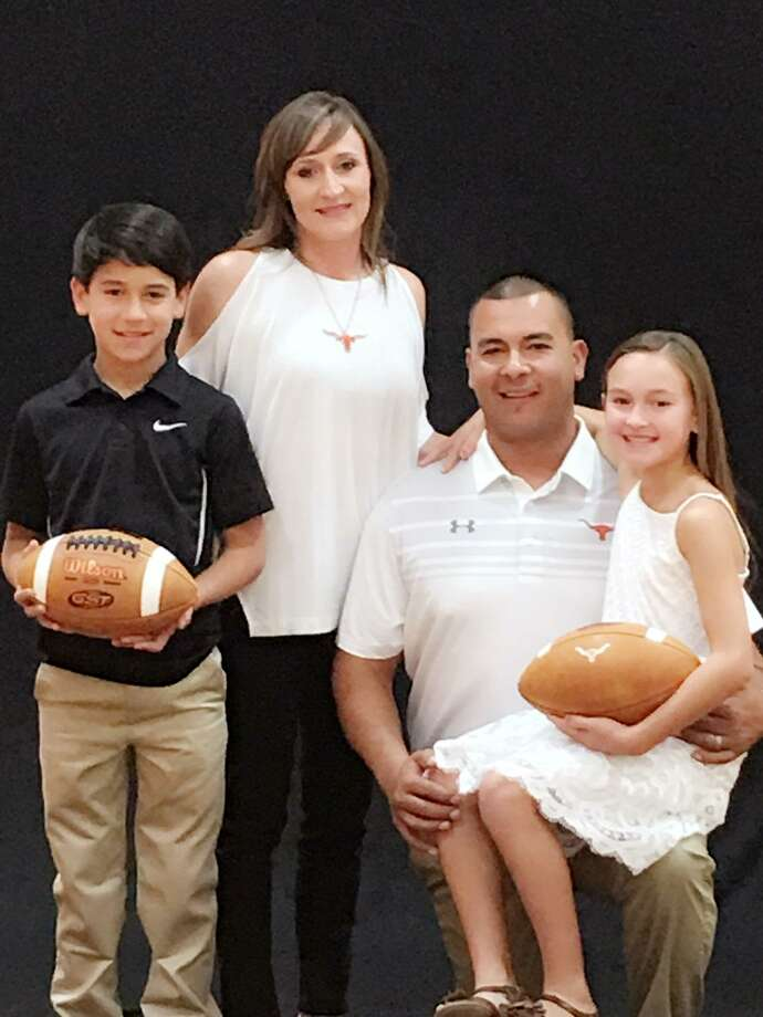United hired its next girls' track coach on Thursday promoting varsity assistant Amy Villaseñor. She is a part of a family of United coaches as she's married to UHS powerlifting coach Jesus Villaseñor. Photo: Courtesy Photo