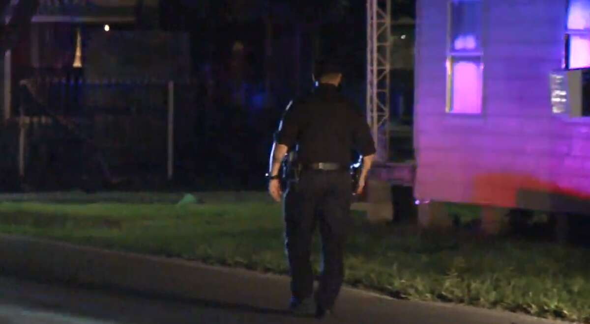 One man led police on a short chase in Houston's East End on Friday, June 8, 2018.