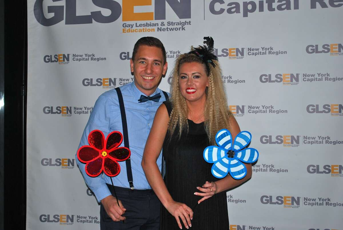 Were you Seen at the GLSEN Roaring Twentieth Anniversary Gala at 60 State Place in Albany on June 7, 2018?