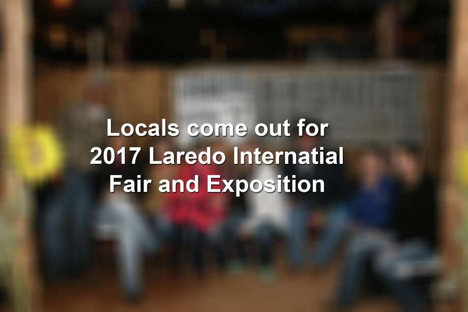 A behind the scenes look at the 2017 Laredo International Fair and Exposition. Photo: Laredo Morning Times