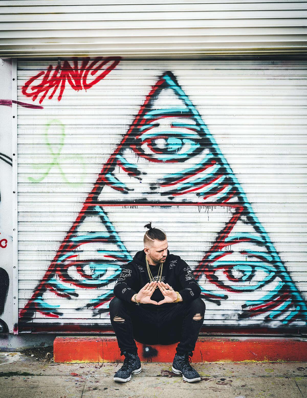 Romani rapper Ph4de.