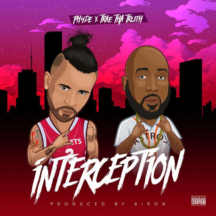 Houston hip-hop artist Ph4de collaborates withTraeTha Truth on new single 'Interception.'