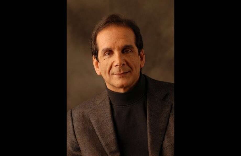 Syndicated Washington Post columnist Charles Krauthammer said Friday in a short post on the newspaper's website that he had only weeks to live.