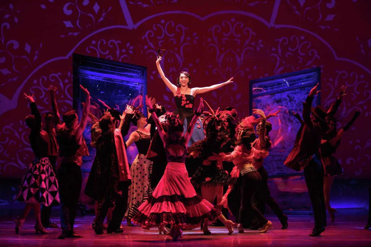Gershwin! Romance! Nearly non-stop dance! As the song says, who could ask for anything more? It's all in