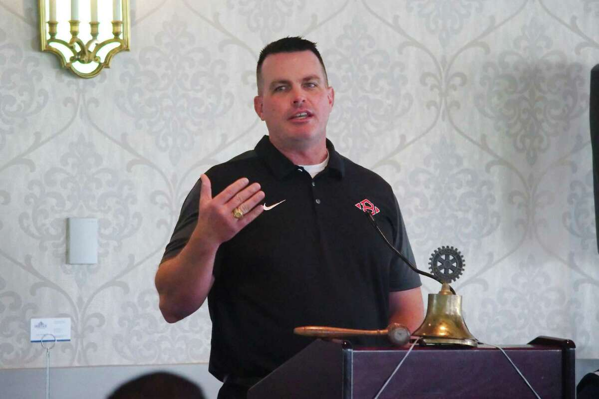 Former Clear Brook and current Dawson head football coach Mike Allison was encouraged by his team's spring football practices.