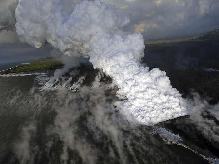 Kilauea redraws coastal map, and there's no way to know when it will on kauai map us, pearl harbor map us, united states map us, honolulu map us, los angeles map us, volcano map us, san diego map us, anchorage map us, san francisco map us, washington map us, philadelphia map us, chicago map us, california map us, cleveland map us,