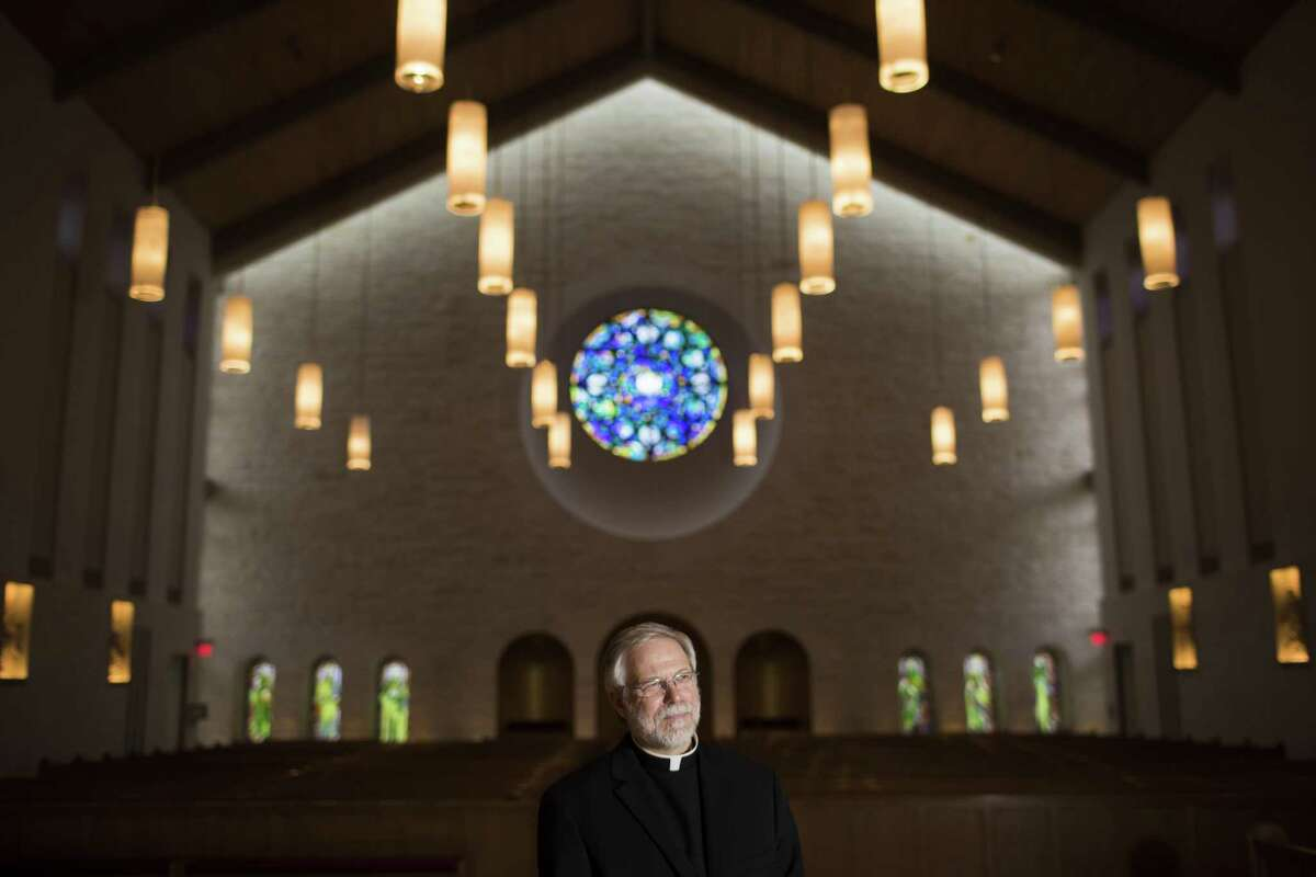 St. John Vianney Catholic Church's fourth pastor, Father Troy Gately took action when the community around his church on the west side of Houston got flooded during the aftermath of Hurricane Harvey.